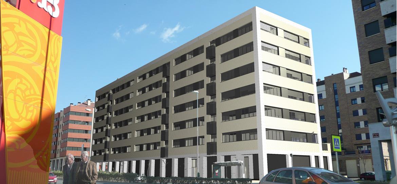 Oficinas en los lirios construcciones zen n hern iz - Ap construcciones ...